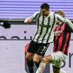 Laga Tandang, Juventus Permalukan AC Milan