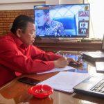 Cornelis Jadi Pembicara  Dalam Webinar Diskusi RUU Tentang Provinsi Kalbar