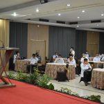 Norsan Hadiri Pelantikan Pengurus DPW Partai Berkarya Kalbar