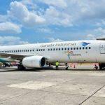 Garuda Indonesia Mendarat Darurat di Bandara Hasanuddin