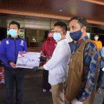 Distribusikan Bantuan PPKM dari Pempus, Walkot Pontianak: Semoga Meringankan Beban Masyarakat yang Terdampak