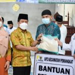 Bupati Sambas Resmikan Masjid Nurul Jannah di Dusun Enggadang
