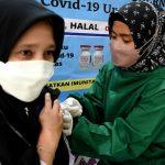 548 Nakes Kubu Raya Vaksinasi Booster, Efek Vaksin Moderna Nyeri dan Pegal