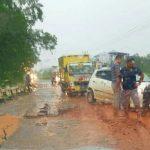 Jembatan dan Jalan Provinsi di Kayong Utara Banyak Rusak Parah