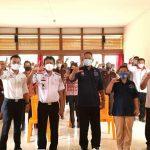 Sosialisasi Pengelolaan Pelayanan Publik Melalui SP4N Lapor di Kecamatan Balai