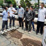 Proyek Pembangunan Turab Rusak Jalan Serdam, Korban pun Berjatuhan