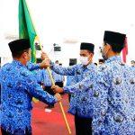 Pengukuhan Dewan Pengurus Korpri Kabupaten Landak Periode 2021 – 2026