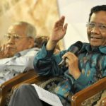 Mahfud Respons Isu Restui Moeldoko Ambil Alih Demokrat dari AHY Lewat KLB
