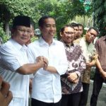 Qodari: Tiga Periode Bukan Soal Jokowi, Tapi Jokowi – Prabowo 2024