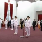 5 Kepala Daerah Hasil Pilkada Serentak 2020 Resmi Menjabat, Ini Pesan Gubernur Kalbar