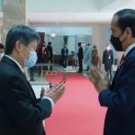 Jokowi Hadiri ASEAN Leaders Meeting