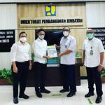 Kawal Pembangunan Duplikasi Jembatan Kapuas I, Walkot Pontianak Serahkan Langsung Berkas Pembebasan Lahan ke Kementerian PUPR