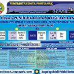 Disdikbud Kota Pontianak Umumkan PPDB SD Negeri Dibuka 5 Juli 2021