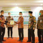 Tahun Ini BPN/ATR Pontianak Target Rampungkan 1000 Sertifikat Aset Pemkot