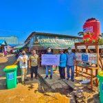 Adaptasi di Masa Pandemi, BRI Fasilitasi Prasarana Pasar di Ketapang dan Kayong Utara