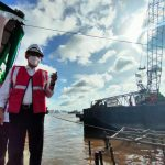 Wujudkan Sungai Kapuas Wajah Terdepan Kota Pontianak, Pembangunan Waterfront Kapuas Indah-Senghie Dimulai
