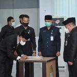 Pemkab Ketapang Perpanjang Jabatan Pejabat Tinggi Pratama, Wabup Ingatkan Disiplin ASN