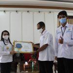 Lampaui Target SPO, Pemkab Landak Terima Penghargaan BPS RI