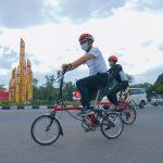 Kota Pontianak Canangkan Gerakan Bersepeda ke Kantor