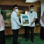 Kabag Prokopim Kota Pontianak, Lazuardi Pamit Purna Tugas, Sekda: Meski Pensiun Tetap Jalin Silaturahmi