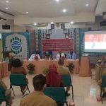 Sekda Landak Sosialisasikan Sistem Transaksi Keuangan Non Tunai