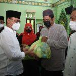 ERKA Apresiasi Pengurus Masjid, Majelis Taklim dan Pecinta Quran Bantu Dhuafa