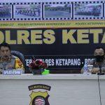 Polres Ketapang Gelar Latihan Pra Operasi mantap Praja