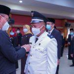 Lantik 111 Pejabat Eselon III dan IV, Wali Kota Pontianak Minta OPD Tingkatkan Pelayanan Publik