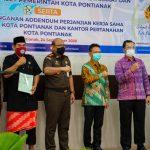 Pemkot Pontianak Usulkan Bangun Rusunawa Gang Semut