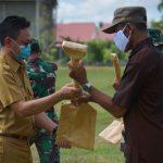 Walkot Pontianak: Karya Bakti TNI Bermanfaat Bagi Masyarakat