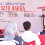 Bupati Landak Apresiasi Kementerian ESDM Suplai BBM Satu Harga ke Daerah