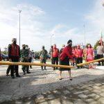 Ritual Naik Dango ke-36 Landak di Rumah Radakng Aya'