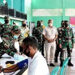 Kunker Pangdam TPR/XII di Ketapang, Bupati Martin Rantan: Motivasi dan Bentuk Sinergi Atasi Pandemi COVID-19
