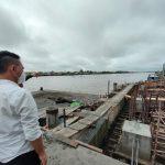 Kekinian Progres Pembangunan Waterfront Kapuas Indah – Senghie Sudah 35 persen
