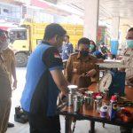 Pemkab Landak Uji Alat Ukur Pedagang di Pasar Ngabang