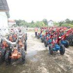 Menopang Peningkatan Produksi Sektor Pertanian Kabupaten Landak