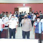 Cakupan Vaksinasi COVID-19 Kota Pontianak Sudah 90 Persen