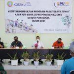 Program KOTAKU Luncurkan Kegiatan Padat Karya, Pulihkan Ekonomi Masyarakat