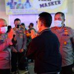 Aktivitas Malam Lebaran di Kota Pontianak Tertib dan Lancar
