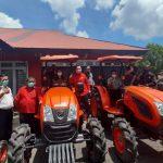 Wabup Landak Apresiasi Bantuan Alsintan Aspirasi Politisi PDIP Dapil Kalbar