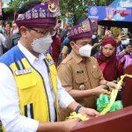 Pemkot Pontianak Dongkrak Ekonomi Warga Melalui Kampung Tenun