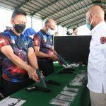 Perbakin Kalbar Idamkan Lapangan Tembak Berstandar Internasional