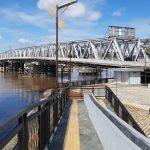 Program Kotaku Suguhkan Waterfront di Teras Parit Nanas