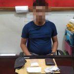 Pengedar Sabu dari Pontianak Tertangkap Sat Narkoba Polres Ketapang, Barbuknya 51,80 Gram