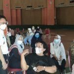Gedung PCC Jadi Pusat Vaksinasi Covid-19, ERKA: Vaksinasi Guru Dukung Pelaksanaan PTM