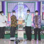 Tutup MTQ ke XXIX Kabupaten Ketapang, Farhan Minta Pengurus LPTQ dan Kafilah Tingkatkan Prestasi