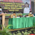 Dukung Pengembangan Tahfiz Quran
