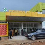 Wabup Ketapang Tinjau Pembangunan di Kecamatan Pemahan