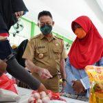 Ada Pangan Murah untuk Warga Terdampak Pandemi di Pontianak Barat