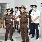Posko Kejati di Bandara Supadio Dekatkan Pelayanan Hukum